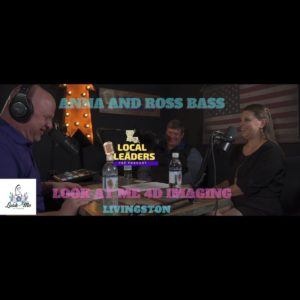 local leaders livingston parish podcast anna bass look at me 4d imaging