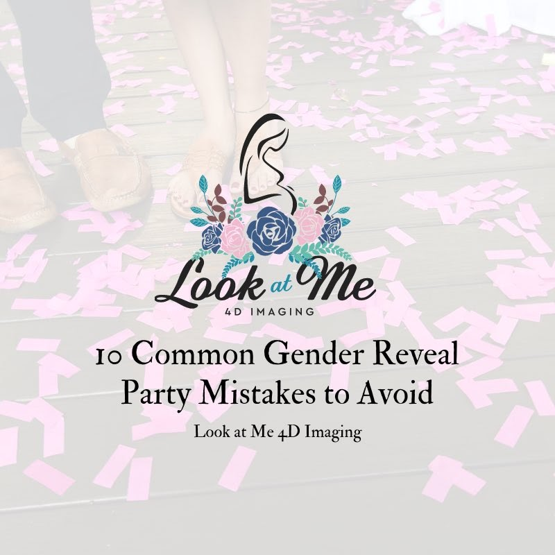 10 gender reveal party mistakes to avoid 1