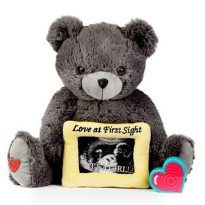 look at me 4d imaging heartbeat stuffed animal ultrasound